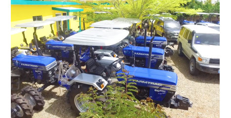 Haitian Ministry of Agriculture News
