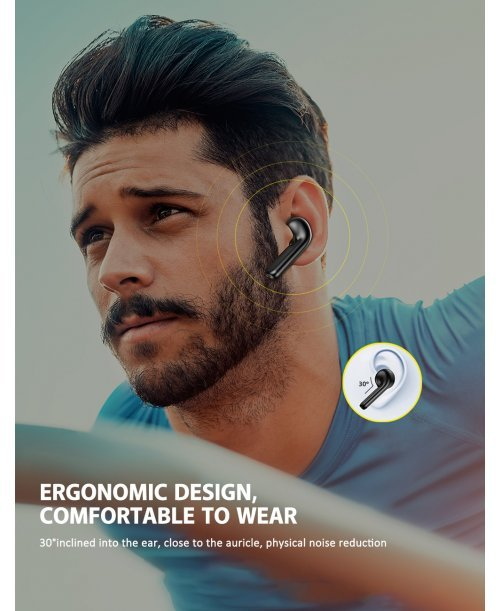 T15 True Wireless Sports Earbuds