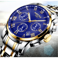 Top Brand Luxury Men Watch 30m Waterproof