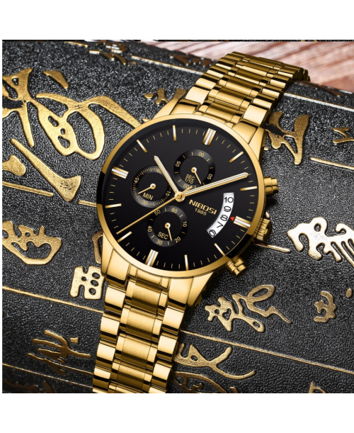 Gold Man Watch 2020 Relogio Masculino Mens Watches Top Luxury