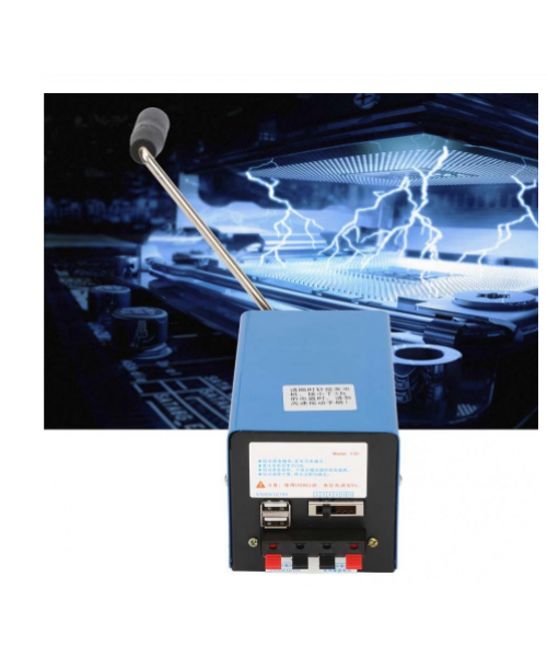 20W Hand-cranked Generator Portable High Power