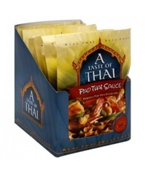 A Taste Of Thai Peanut Sauce Mix (6x3.5Oz)