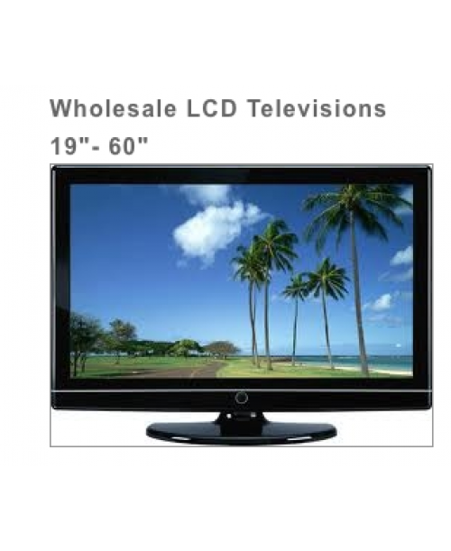 50 LCD Television 19 to 60 inches