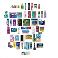 Lot of 900 pieces of Health and Beauty, Aids products