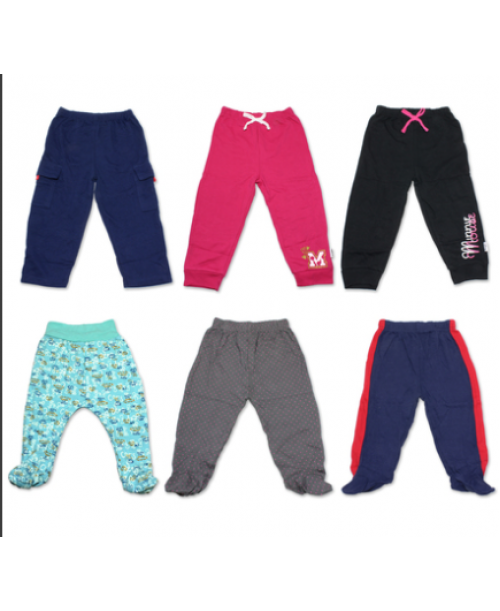 72 Boy and Girl Baby Pants Trousers