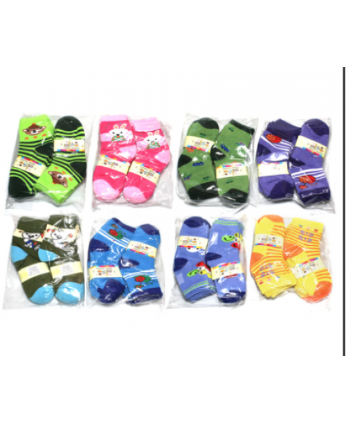 360 pairs Mixed Assorted Children Socks