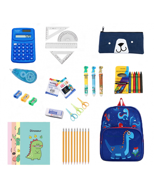 Back To School Supplies Set - Stationary kit