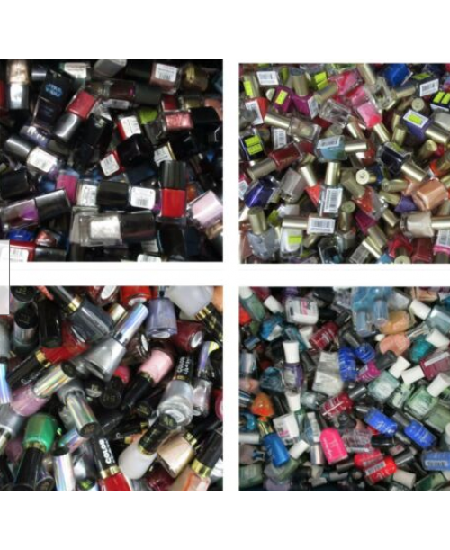 50 peices of mixed lot cosmetics covergirl Maybelline L'Oréal