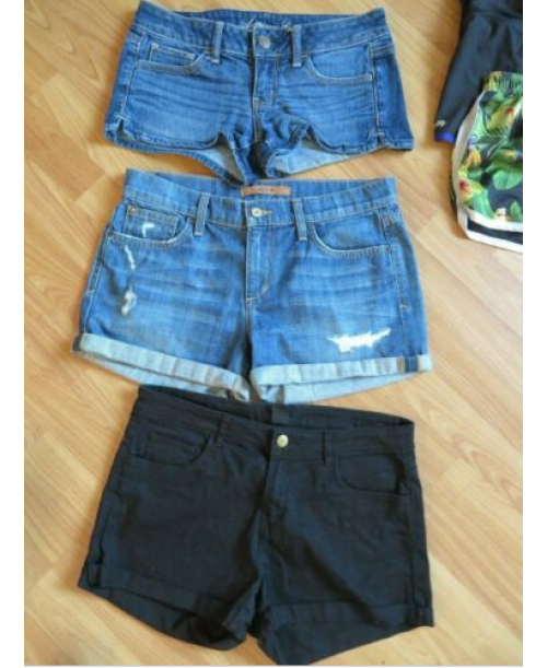 40 PEICES WHOLE SALE WOMENS SUMMER SHORTS