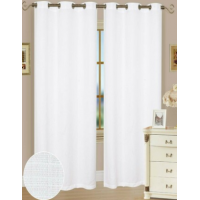 100 Brand New Ashley Grommet Curtains