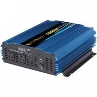 PowerBright PW1500-12 12-Volt Modified Sine Wave Inverter (1,500 Watts)